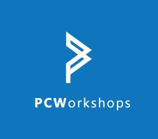 PCWorkshops_Logo_Blue_Square